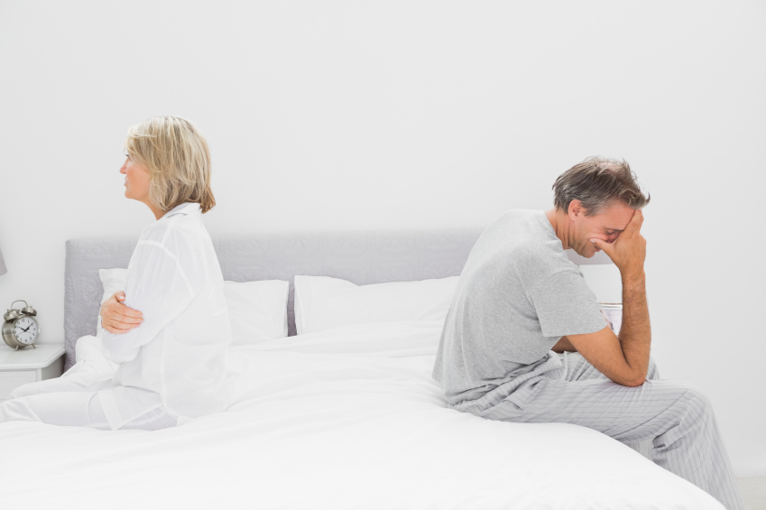 Thyroid Problems in the Bedroom: Sexual Dysfunction
