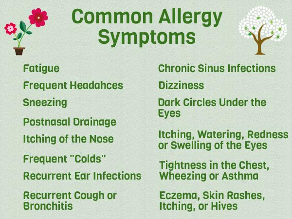 How to Attack Allergy Symptoms for Good!