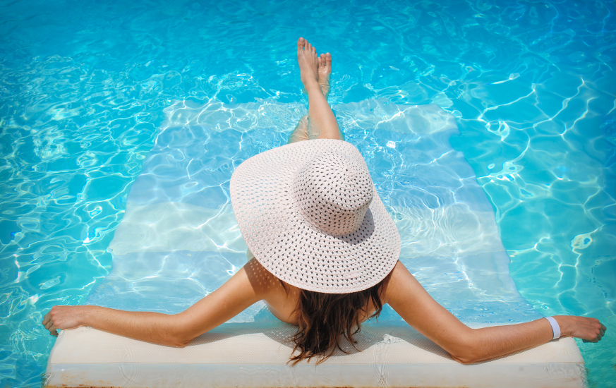 The biggest summer weight loss secret hotze health How to lose weight in swimming pool