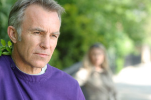 Have the symptoms of testosterone changed your husband?
