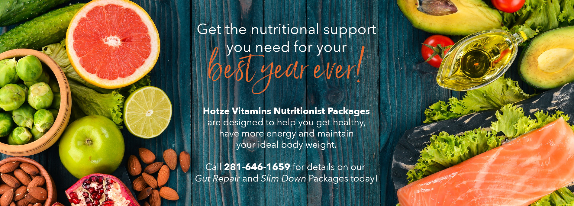 Nutritionist Packages