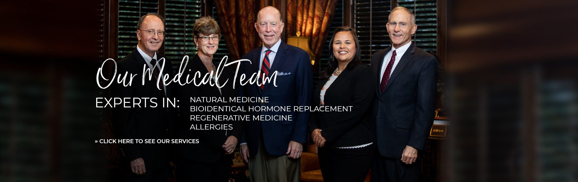 Hotze Health & Wellness Center Medical Team