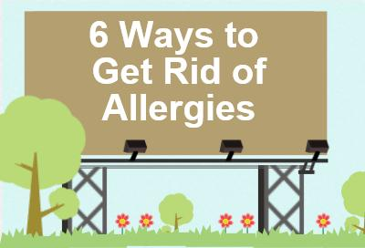 6 Ways to Prevent Allergies