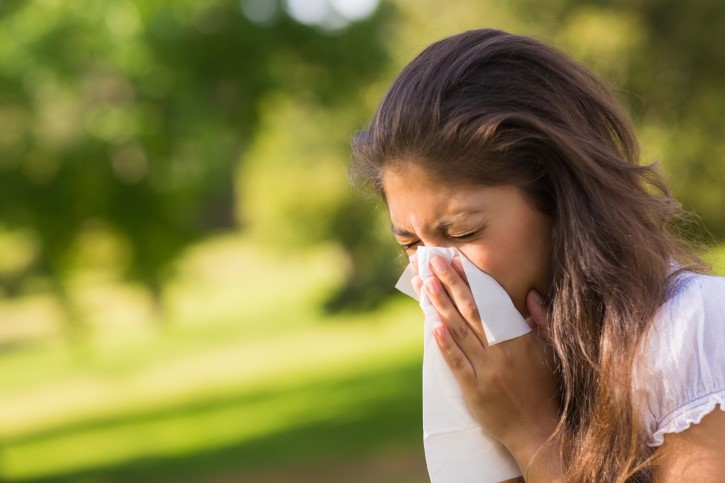 natural treatments for allergies Houston TX