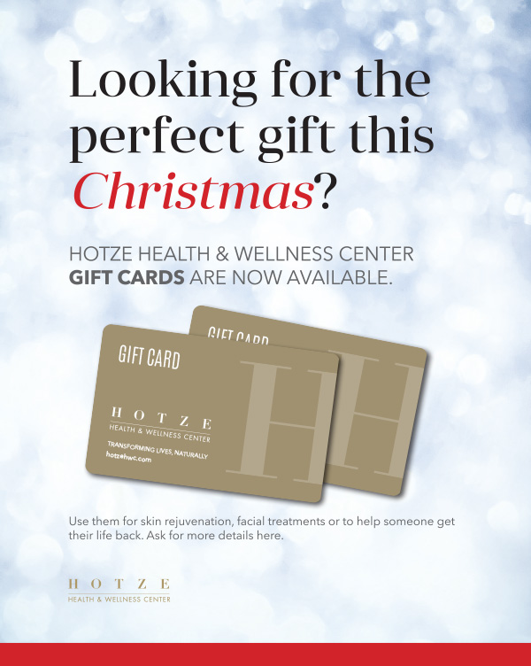 Hotze Health & Wellness Center Gift Card