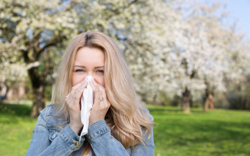 Are Allergies Making you Sick