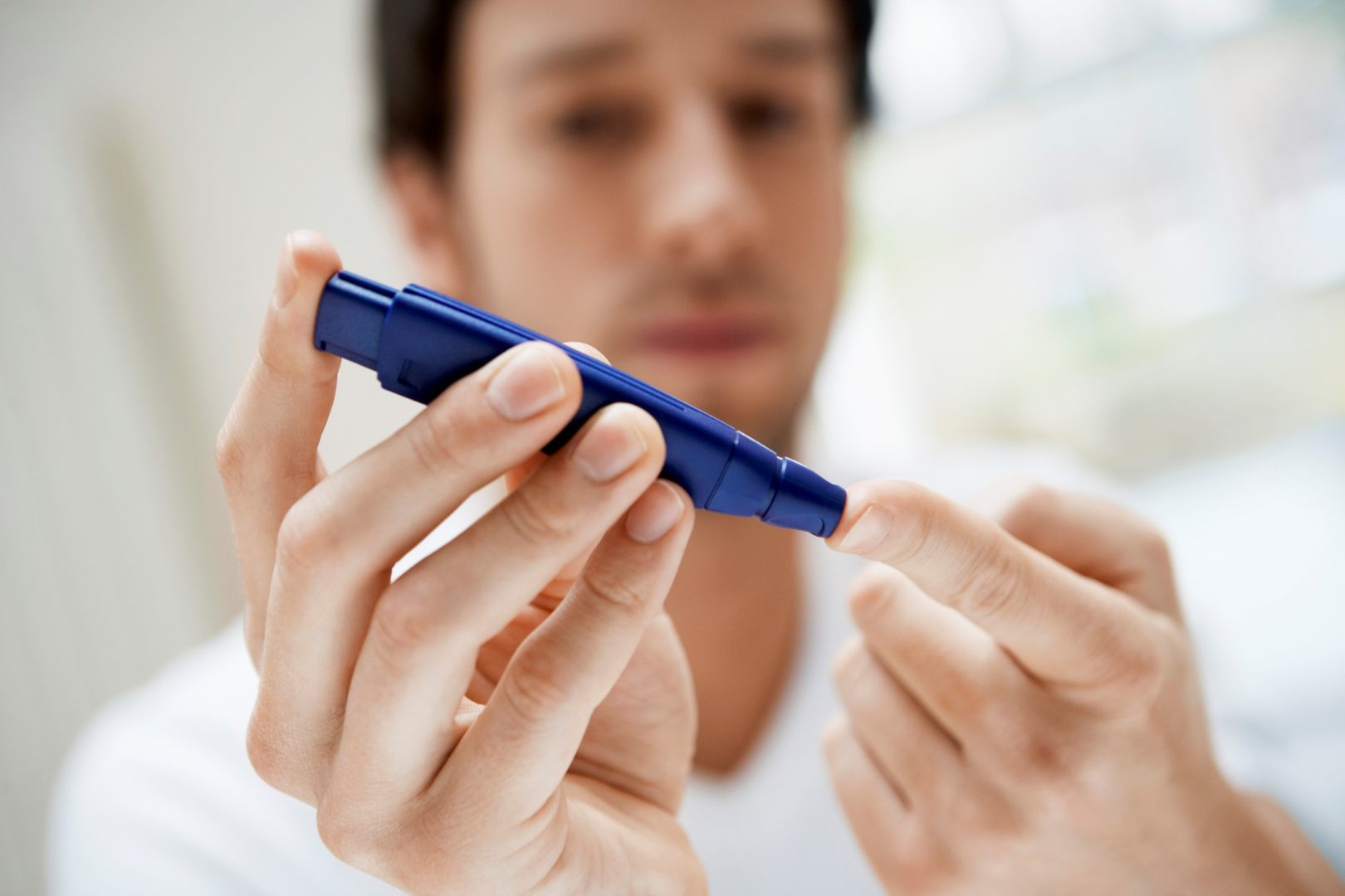 Recognizing-Diabetes-Symptoms-in-Men