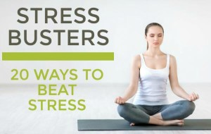 20 Stress Busters