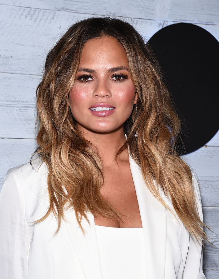 Chrissy Teigen Shares Her Experience with Postpartum Depression