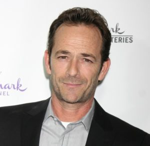 Luke Perry's Colorectal Cancer Scare