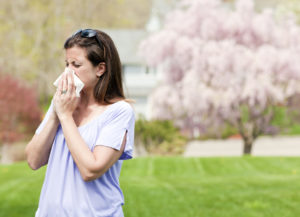 Onset of Allergies After Childbirth