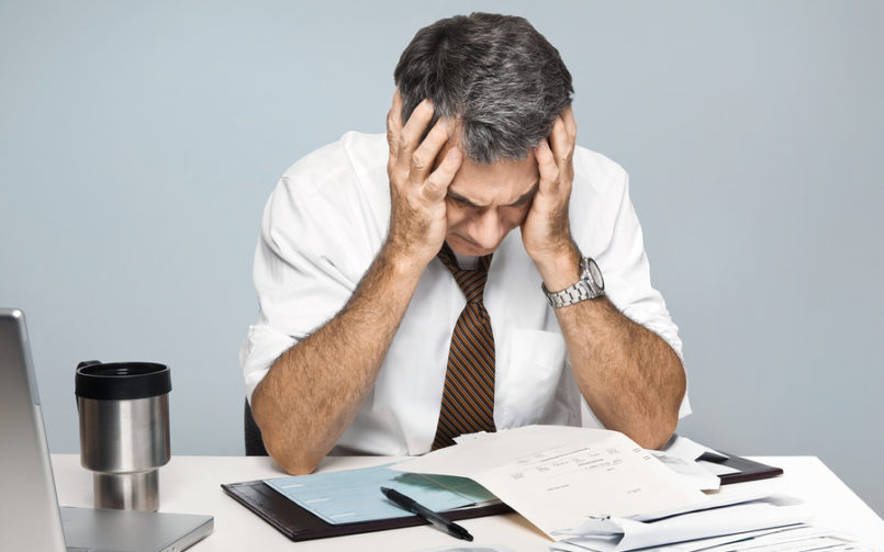 Stress Lowers Testosterone