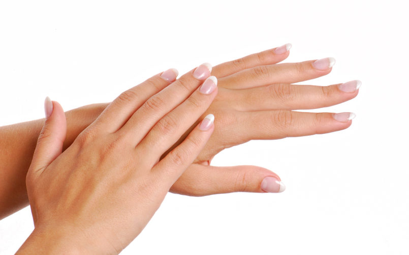 Say So Long to Discolored, Peeling and Brittle Nails!