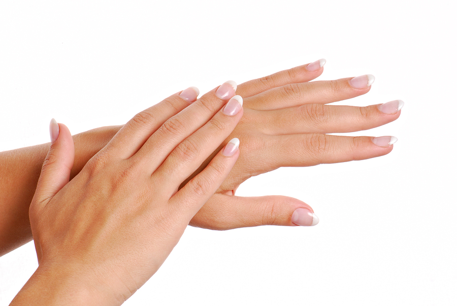 Say So Long to Discolored, Peeling and Brittle Nails! | Hotze Health ...