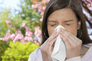 Sudden Onset of Allergies: Hormones & Allergies