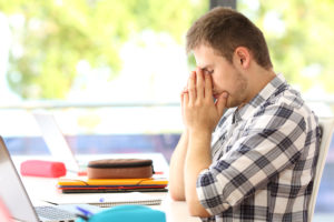 Common Cause of Fatigue and Lack of Focus in College Students