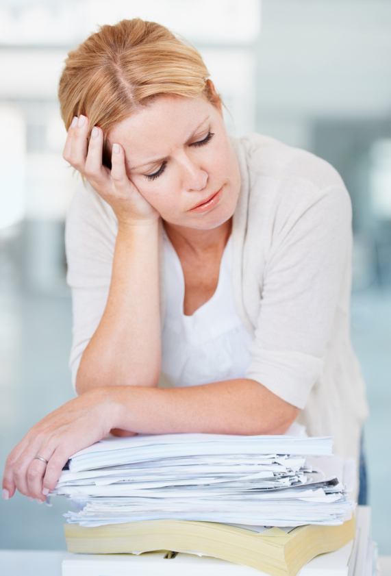 Fatigue is Commonly Caused by Hormone Decline and Hypothyroidism