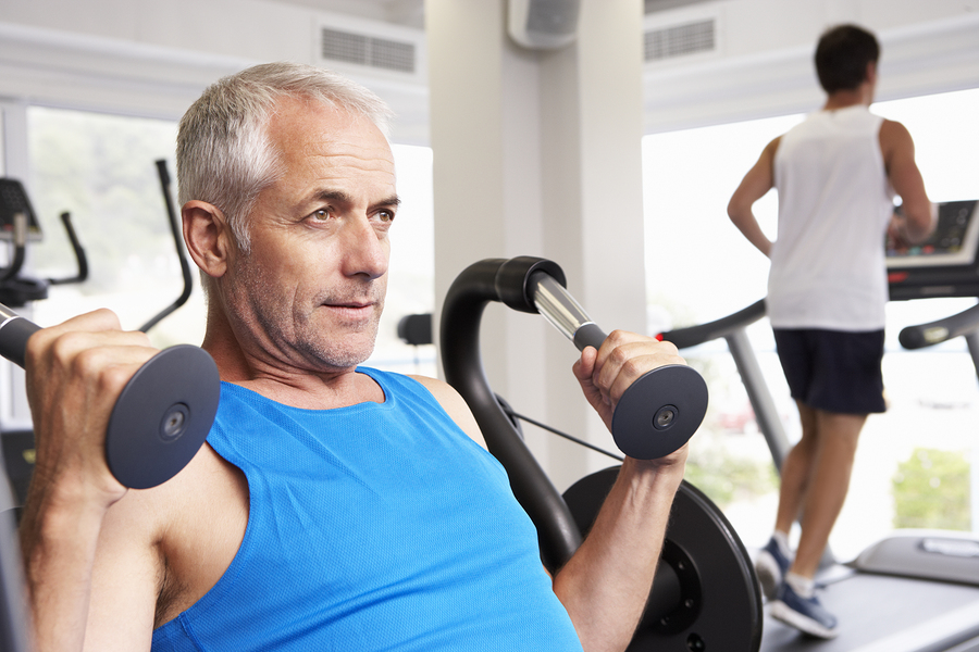 Key Hormone for Muscle Tone and Weight Loss in Men