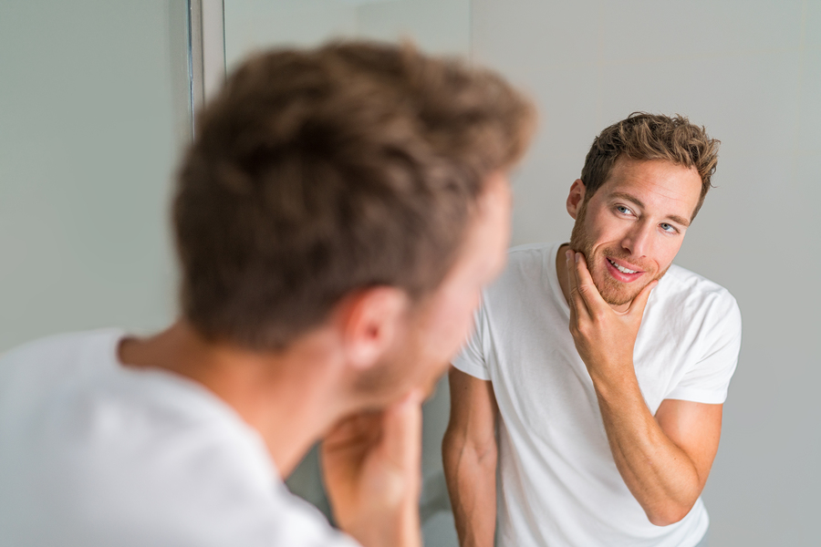 Men - Unwanted Back, Chest or Facial Hair? Laser Hair Removal to the Rescue!