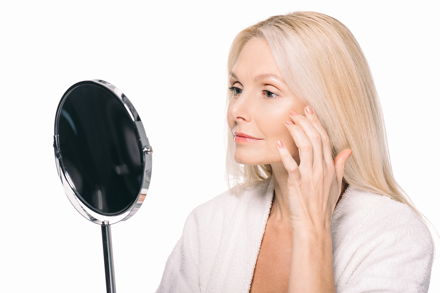 Slow Skin Changes in Menopause with SkinPen®