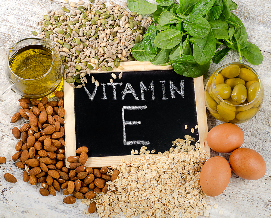 5 Important Health Benefits of Vitamin E