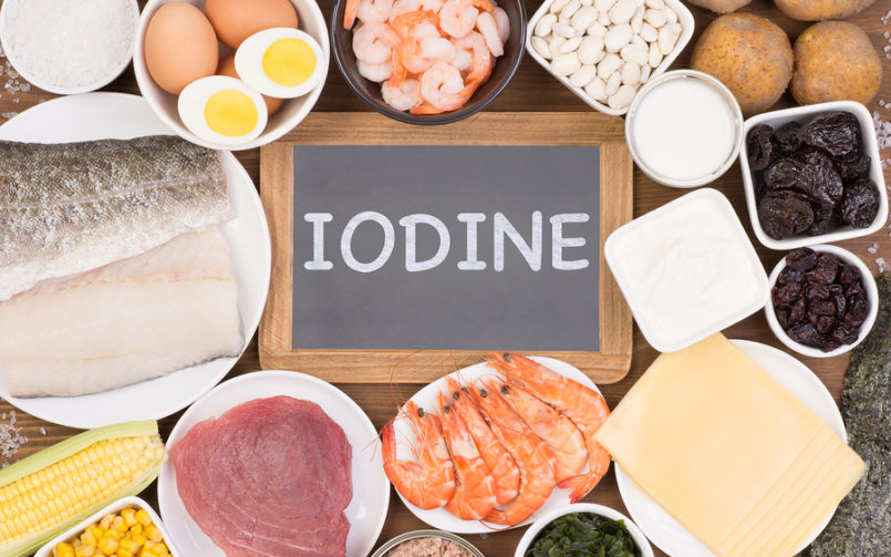 5 Health Benefits of Iodine