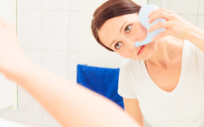 Neti Pot for Allergy Relief