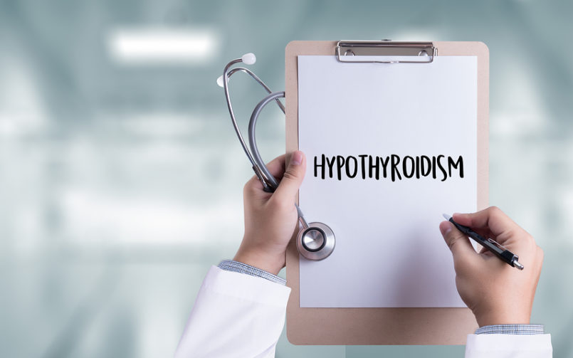 hypothyroidism commonly misdiagnosed