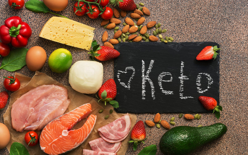 Dr. Hotze on the Ketogenic Eating Program